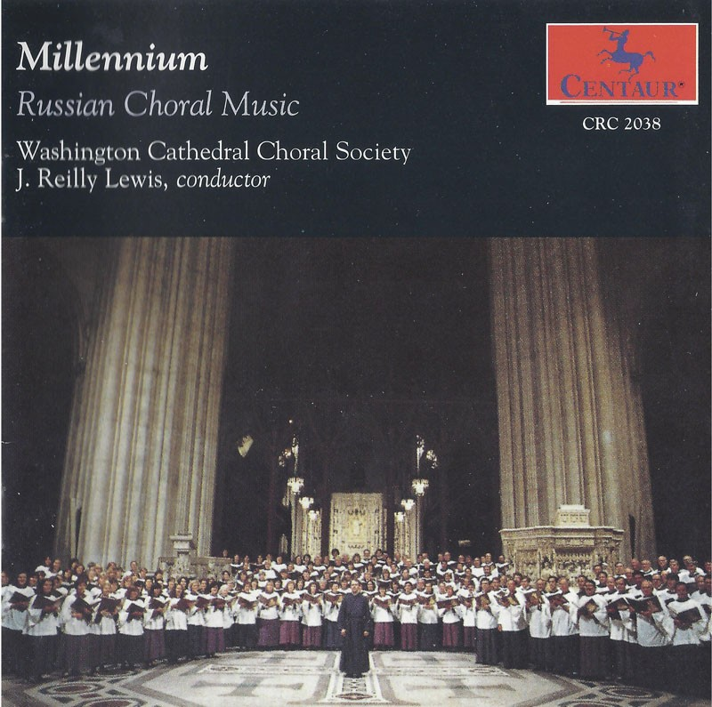 CRC 2038 Milennium: Russian Choral Music