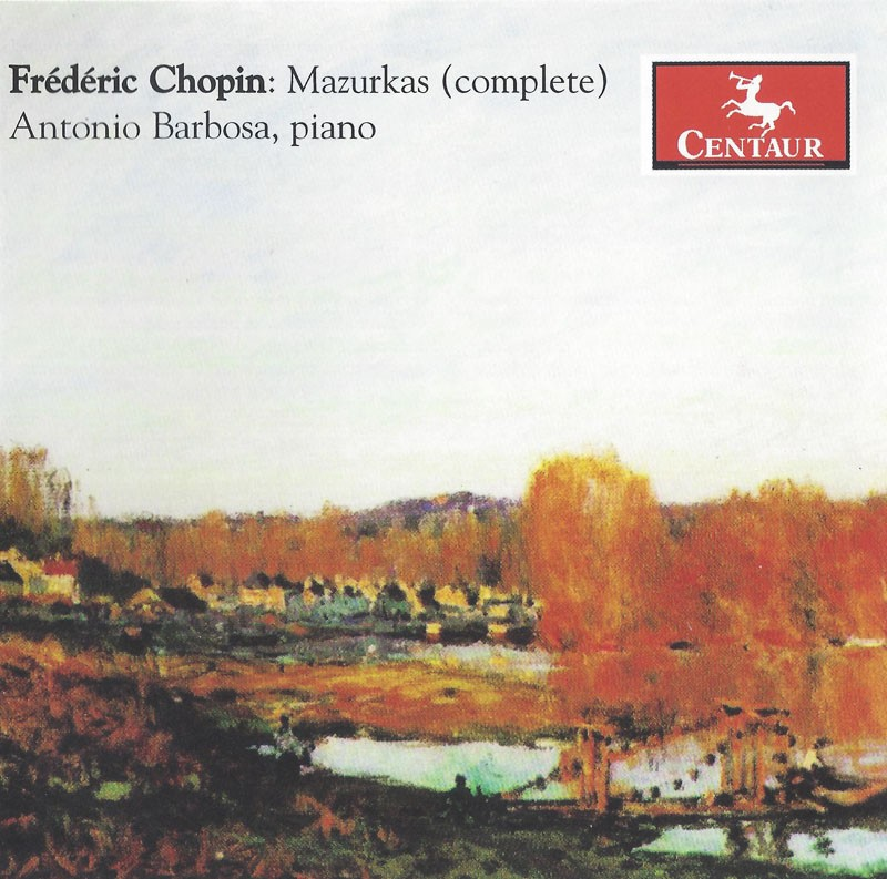 CRC 2098/2099 Frederic Chopin:  Mazurkas (complete)