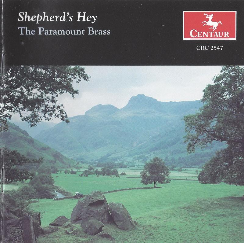 CRC 2547 Shepherd's Hey.