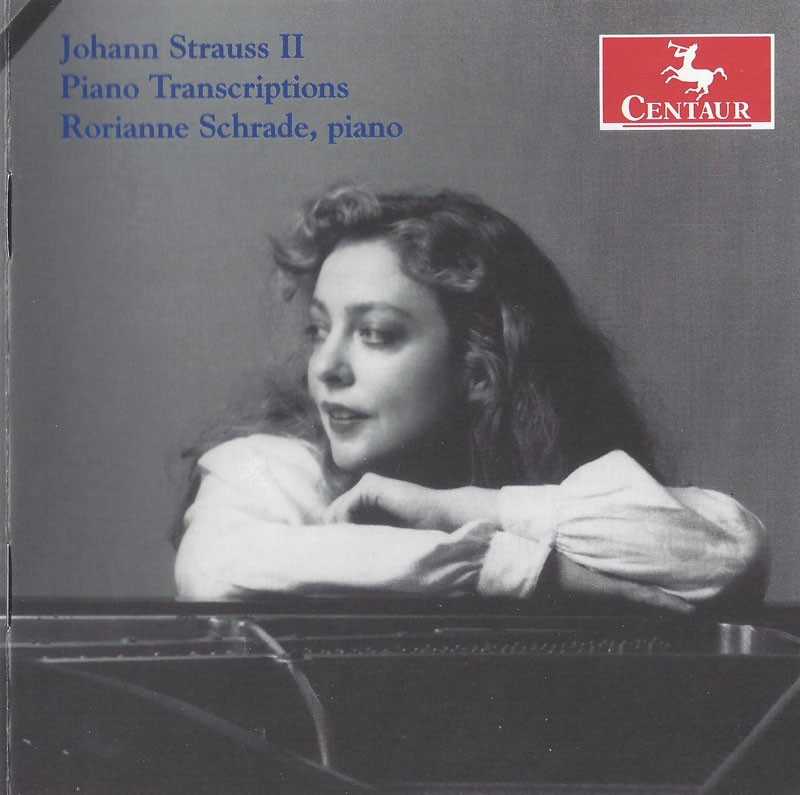 CRC 2721 Johann Strauss II: Piano Transcriptions.  A. Schulz-Evler: Concert Arabesques on Motifs by Johann Strauss II (On the Beautiful Blue Danube)