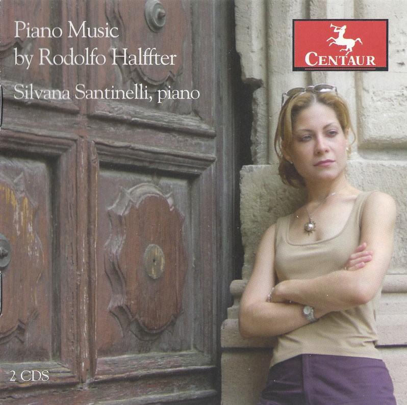 CRC 2928/2929 Piano Music by Rodolfo Halffter.  Primera Sonata, Op. 16