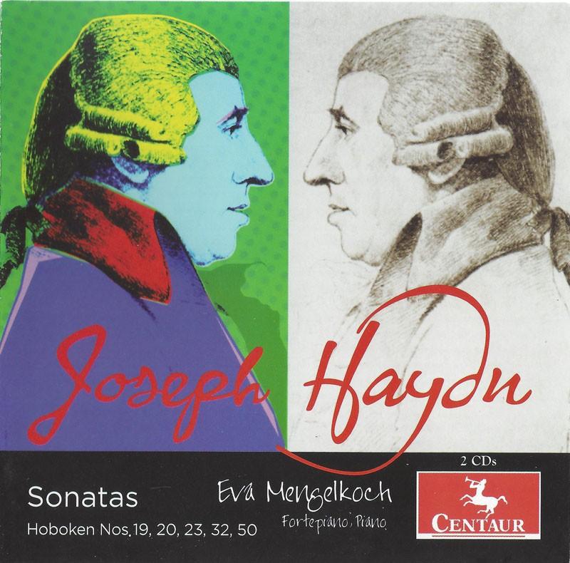 CRC 2975/2976 Franz Joseph Haydn:  Sonatas Hob. XVI:  19, 20, 23, 32 and 50