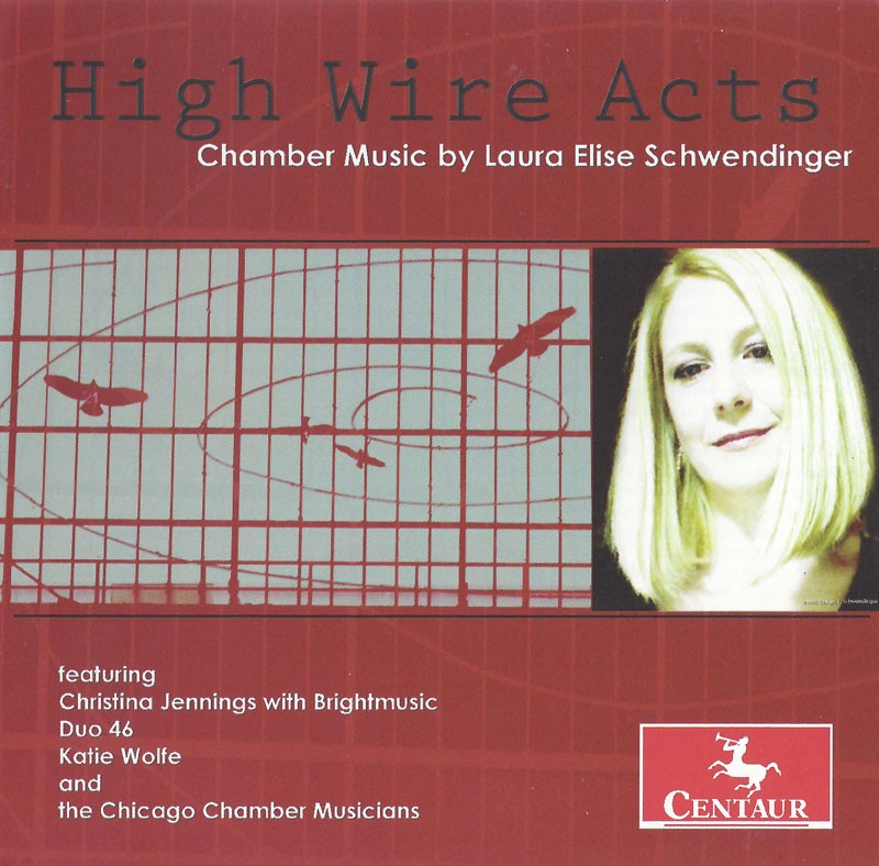 CRC 3098 High Wire Acts: Chamber Music by Laura Elise Schwendinger