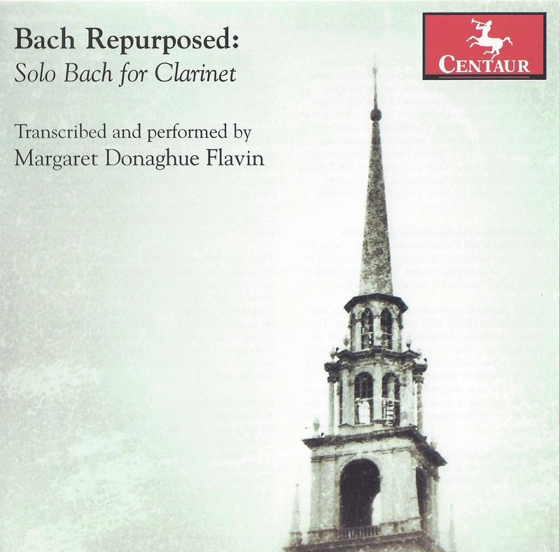 CRC 3206 Bach Repurposed: Solo Back for Clarinet