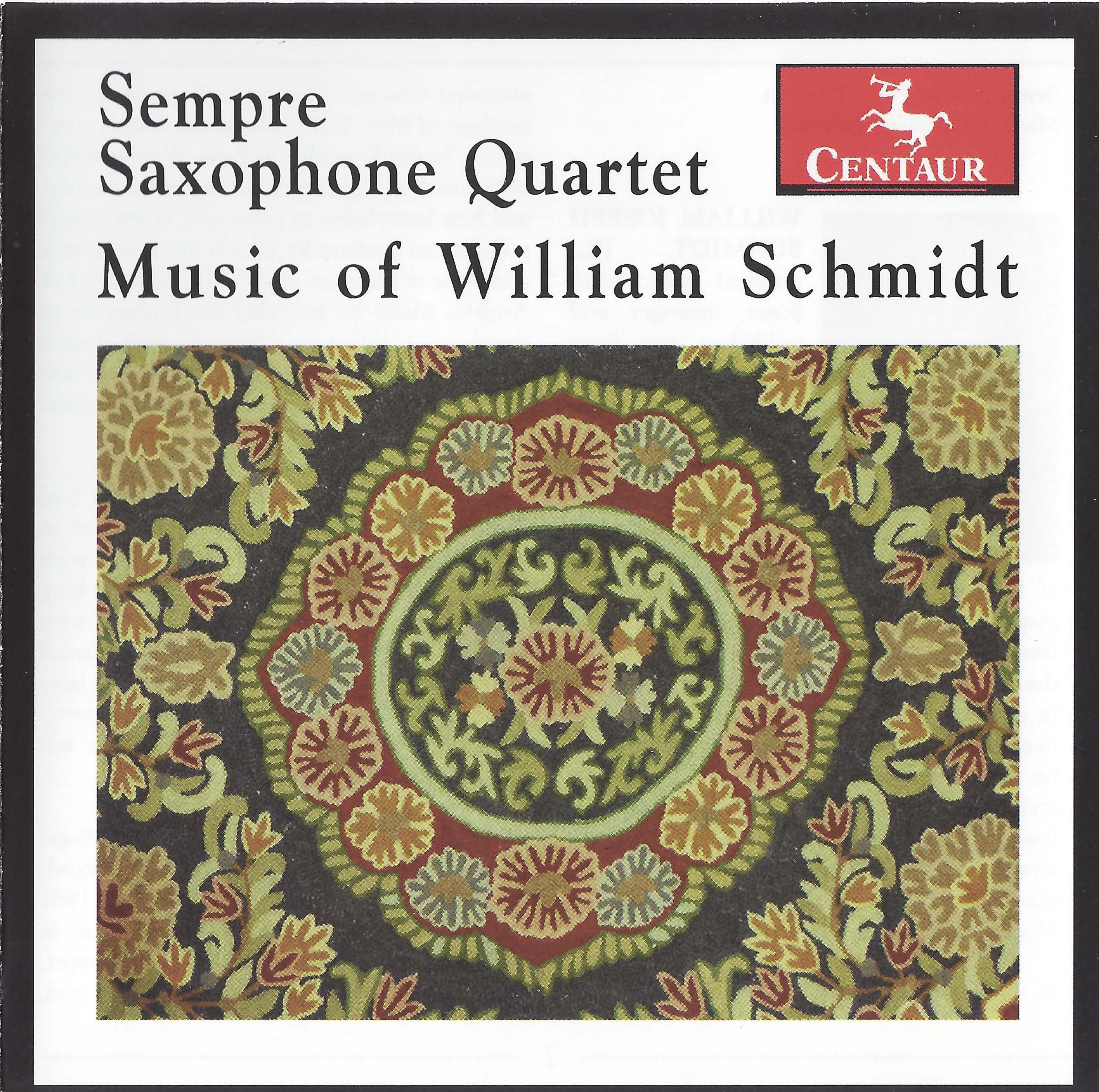 CRC 3262 Sempre Saxophone Quartet