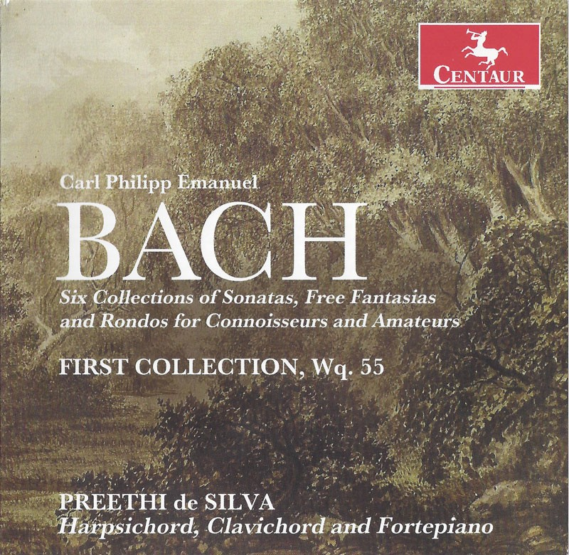 CRC 3279 Carl Philipp Emanuel Bach:  Six Collections of Sonatas, Free Fantasias, and Rondos for Connoisseurs and Amateurs; First Collection (Leipzig, 1779)