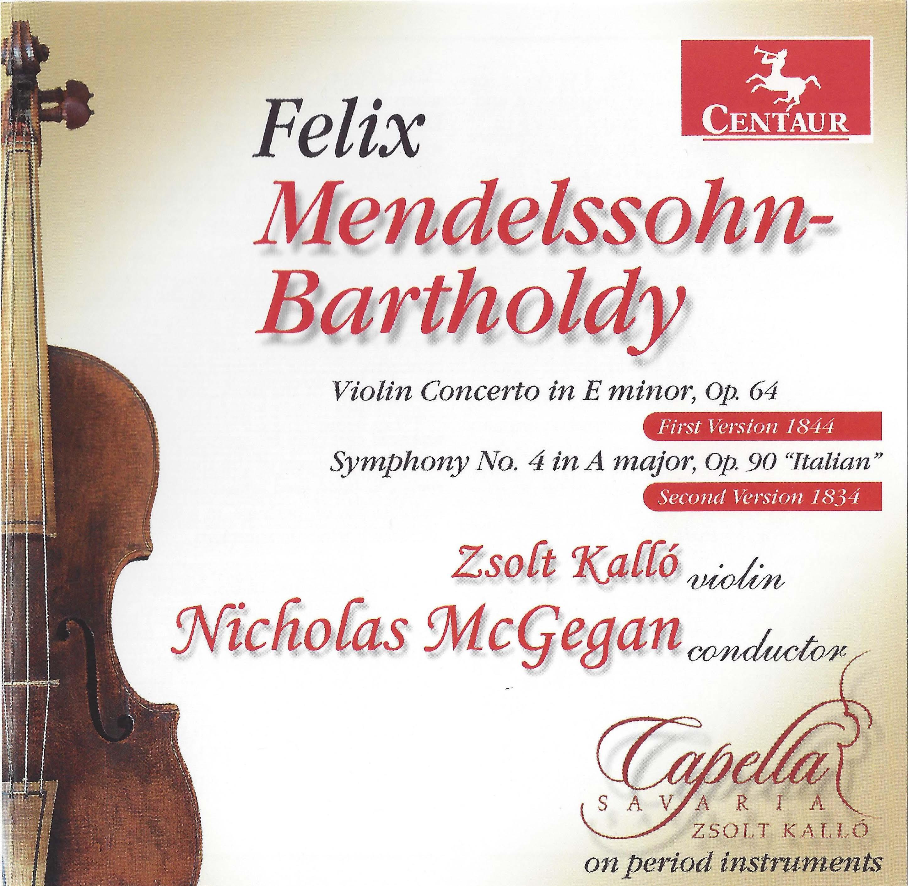 CRC 3287 Felix Mendelssohn-Bartholdy
