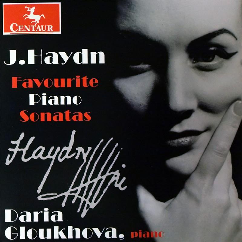 CRC 3309 Franz Joseph Haydn: Favourite Piano Sonatas