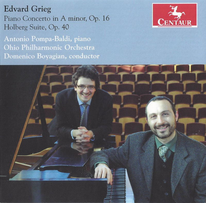 CRC 3311 Edvard Grieg: Piano Concerto in A minor
