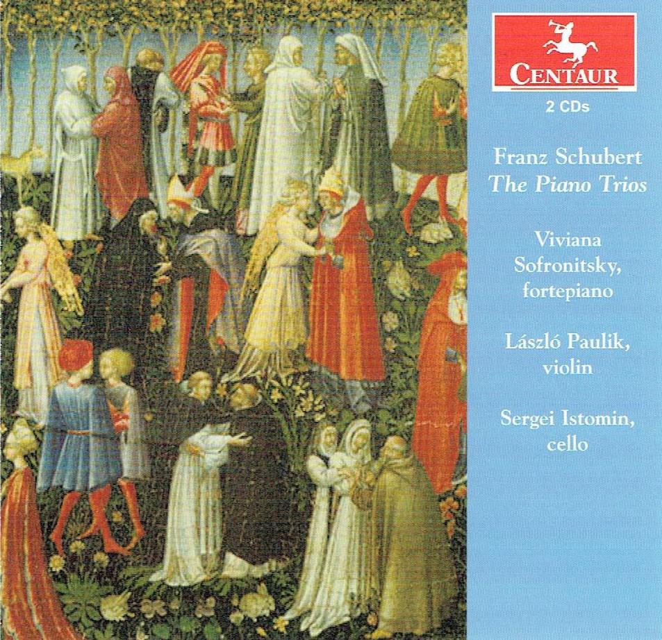 CRC 3350/3351: Franz Schubert:  The Piano