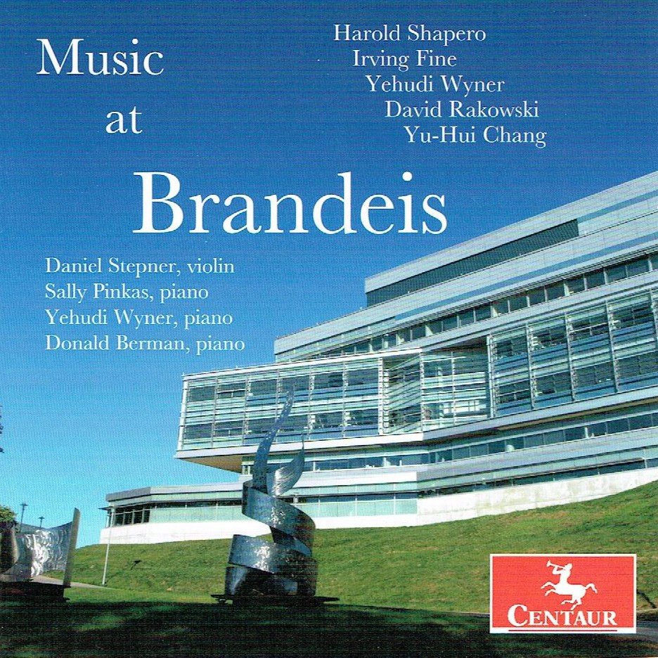 CRC 3369 Music at Brandeis