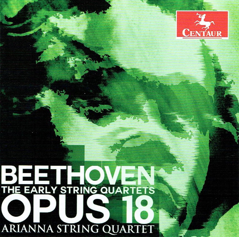 CRC 3378/3379 Beethoven String Quartets, Op. 18; The Early String Quartets