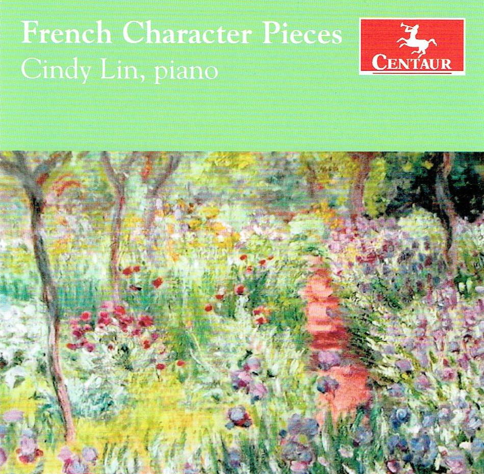 CRC 3389: French Character Pieces