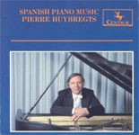 CRC 2026 Spanish Piano Music by Albeniz, Granados, Turina, Halffter, and Mompou