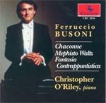 CRC 2036 Busoni:  Fantasia Contrappuntistica
