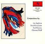CRC 2052 CDCM Computer Music Series, Vol. 6 Works by J. Appleton, D. E. Jones, P. Moravec, and C. Wolff
