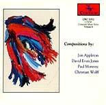 CRC 2052 CDCM Computer Music Series, Vol. 6 Works by J. Appleton, D. E. Jones, P. Moravec, and C. Wolff