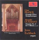 CRC 2053 Franck: Grand Pièce Symphonique