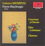 CRC 2055 Mompou:  Cancons