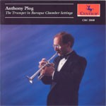 CRC 2068 Baroque Works for Trumpet in Chamber Settings