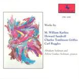 CRC 2082 C.T. Griffes: Sonata (1917/18)
