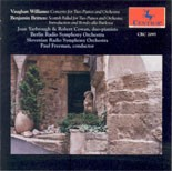 CRC 2095 Britten: Scottish Ballad, Op. 26