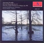 CRC 2121 Antonin Dvorak: Slavonic Rhapsodies Op. 45
