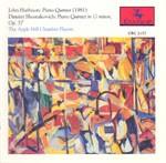 CRC 2157 John Harbison: Piano Quintet