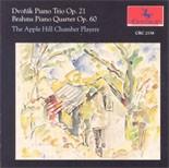 CRC 2158 Dvorák: Piano Trio, Op. 21