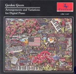 CRC 2187 Arrangements and Variations for Digital Piano