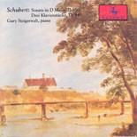 CRC 2199 Schubert:  Sonata in D Major, Op.53/D.850 and Drei Klavierstücke, D.946