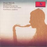 CRC 2214 Dexter Morrill:  Getz Variations