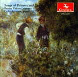 CRC 2220 Songs of Debussy and Fauré