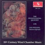 CRC 2225 Twentieth-Century Wind Chamber Music
