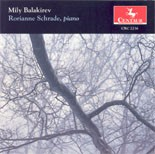 "CRC 2236 Mily Balakirev:  Romance, Fantasy on Themes from Glinka's ""A Life for the Tsar,"""
