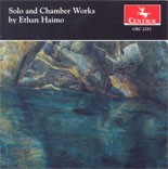 CRC 2253 Solo Chamber Works by Ethan Haimo.