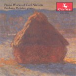 CRC 2254 Piano Works of Carl Nielsen