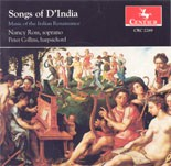 CRC 2289 Songs by Sigismondo D'India