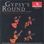 "CRC 2294 ""Gypsy's Round;"" Renaissance and Baroque Transcriptions"