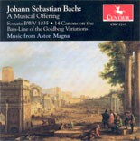 CRC 2295 J.S. Bach:  A Musical Offering, BWV 1079