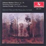 CRC 2297 Johannes Brahms:  Waltzes, Op. 39