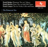 CRC 2318 Frank Bridge:  Phantasie Trio in C Minor
