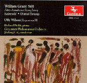 CRC 2331 William Grant Still:  Afro American Symphony