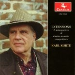 "CRC 2363 Karl Korte:  ""Extensions:""  A retrospective of electro-acoustic compositions"