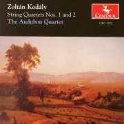 CRC 2372 Zoltán Kodály:  String Quartets Nos. 1 and 2