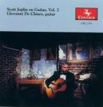 CRC 2379 Scott Joplin on Guitar, Vol. 2.  Sugar Cane