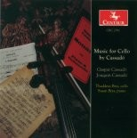 CRC 2381 Music for Cello by Cassadó.