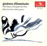 CRC 2384 Guitarra Illiminata:  The Music of Josquin de Préz.  Missa Pange Lingua