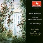 CRC 2390 Anton Rubinstein: Sonata in D Major, Op. 89