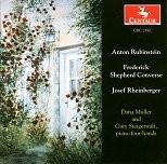 CRC 2390 Anton Rubinstein: Sonata in D Major, Op. 89